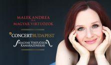 Malek Andrea és a Magyar Virtuózok