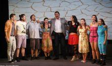 GODSPELL - Isteni musical - A13 Színház