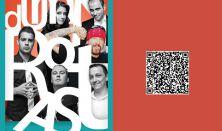 Dumaszínház ROAST: Kiss / Litkai / Kormos / Dombi / Benk / Ganxsta