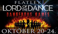 Flatley: LORD OF THE DANCE - DANGEROUS GAMES