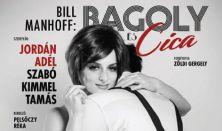BILL MANHOFF: BAGOLY ÉS CICA - színmű egy részben - az Orlai Produkciós Iroda előadása