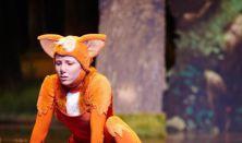 INVERSEDANCE - FODOR ZOLTÁN TÁRSULATA: VUK - gyermek táncjáték egy felvonásban