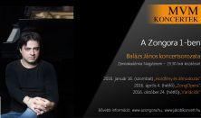 A Zongora 1-ben – Balázs János bérletsorozata