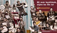Bellus István, Benk Dénes, Kőhalmi Zoltán, Mogács Dániel, Szomszédnéni P.I, műsvez: Csenki Attila