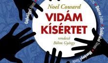 NOËL COWARD: Vidám kísértet - prózai színpadi előadás