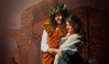 Mátyás király vágyai - zenés történelmi játék a Korhinta Társulat előadásában