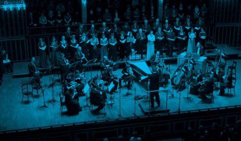 Purcell Kórus és Orfeo Zenekar - Bach egyházi kantáták