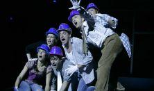 BOLBA-SZENTE-GALAMBOS: CSOPORTTERÁPIA - mjuzikelkámedi két részben - A Madách Színház előadása