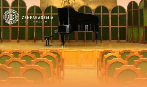 Liszt Múzeum - Matinékoncert: Csabay Domonkos (zongora)