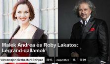 Malek Andrea & Roby Lakatos: Legrand-dallamok