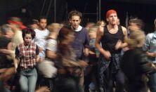 Képzelt riport egy amerikai popfesztiválról - Pannon Várszínház