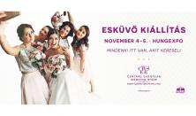 CEWES Őszi Esküvő Kiállítás 2017  / VIP napi belépőjegy