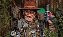 500 felesleges cucc: Badár Grylls tanácsai túrázóknak - Badár Sándor önálló estje