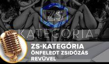 Zs-kategória - Önfeledt zsidózás revüvel a Zsidó Kulturális Fesztiválon