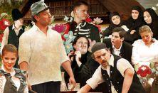 Felnőtt Színház - A vén bakancsos és a fia a huszár