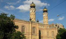Garantált túra zsinagógai, múzeumi vezetéssel