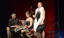 Szép Ernő LILA ÁKÁC szerelmes história öt képben - őszi bérlet 2. előadás