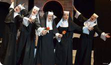 Dan Goggin APÁCÁK musical komédia - őszi bérlet 3. előadás