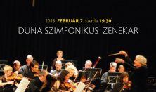 A Duna Szimfonikus Zenekar Újévi koncertje