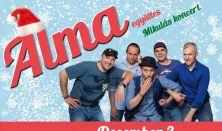 Alma együttes Mikulás koncertje