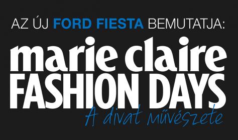 Marie Claire Fashion Days / Napijegy vasárnap