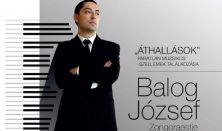 Balog József zongoraestje