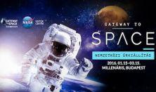 Gateway to Space - belépés hétköznap 10-15 óráig