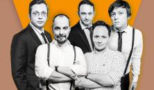 BELÜL SEMMI (Kabaré) - Janklovics Péter, Kőhalmi Zoltán, Mogács Dániel,Szomszédnéni Produkciós Iroda