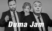 DUMA JAM: Aranyosi Péter, Badár Sándor, Dombóvári István