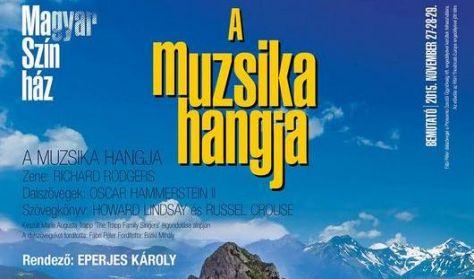 R.Rodgers-O.Hammerstein II.: A MUZSIKA HANGJA
