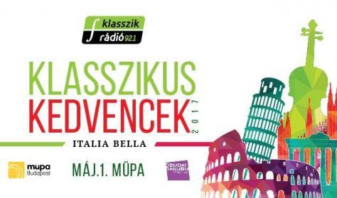 KLASSZIKUS KEDVENCEK 2017