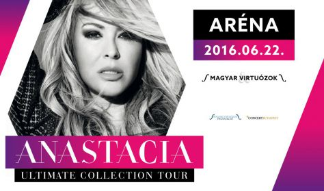 ANASTACIA - Ultimate Collection Tour 2016