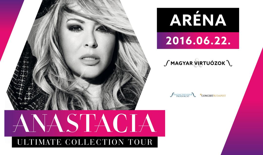 ANASTACIA - Ultimate Collection Tour 2016