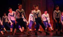 Békéscsabai Jókai Színház: LÉGY JÓ MINDHALÁLIG -musical