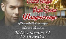 Kelemen Barnabás és az Osztrák-Magyar Haydn Zenekar koncertje