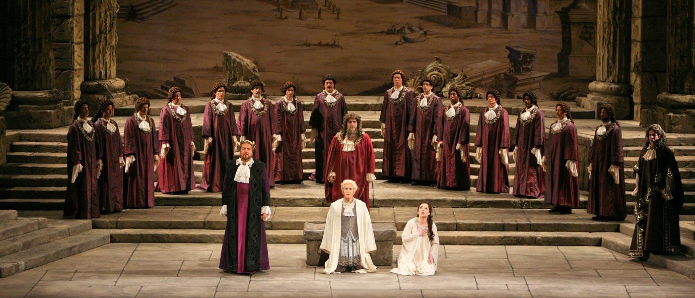 MET 2016/2017 Mozart: Idomeneo