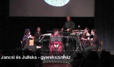 Jancsi és Juliska - mesés zenejáték BonBon Quintet