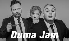 Duma Jam: Aranyosi Péter, Badár Sándor, Kovács András Péter