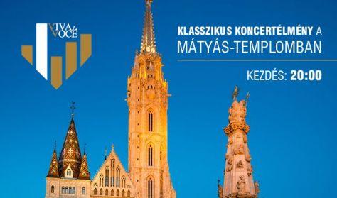 Klasszikus koncertélmény a Mátyás-templomban