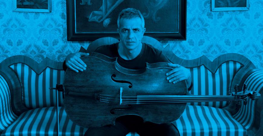 Giovanni Sollima és az Amsterdam Sinfonietta