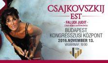 Faludi Judit - Csajkovszkij est