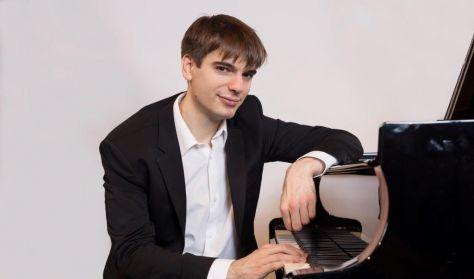 Andrew Tyson zongoraestje (A 2015-ös Anda Géza Nemzetközi Zongoraverseny győztese)