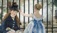 EXHIBITION Manet - Portrék