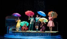 Vaskakas Bábszínház | Víz, víz, tiszta víz - fröcskölő táncok 18 lábra