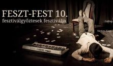 FESZT-FEST 2016 - Terne Cserhaja Színkör: Vagyunk, akik vagyunk