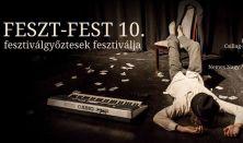 FESZT-FEST 2016 - Ifjú Morbid Színpad: Az ördög, a raszta és a csalfa