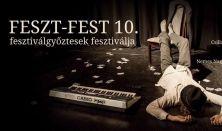 FESZT-FEST 2016 - Nemes Nagy Ágnes Művészeti SZKI 15.színész II.15: Borsógörgető
