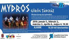 MYDROS Görög Táncház