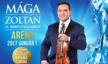 MÁGA ZOLTÁN X. Budapesti Újévi Koncert 2018