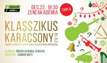 KLASSZIKUS KARÁCSONY 2016 - CLASSICAL CHRISTMAS 2016